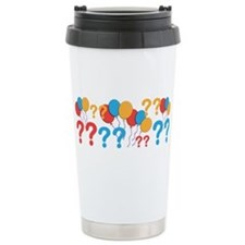 CUSTOMIZE the AGE - 2 digits Travel Mug