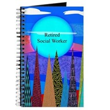 Retired Social Worker 1 Journal