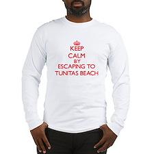 Keep calm by escaping to Tunitas Beach California