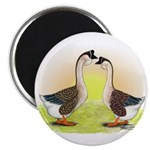 African Geese2 Magnet