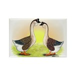 African Geese2 Rectangle Magnet (100 pack)