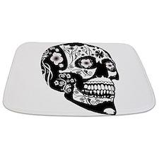 Skull Bathmat