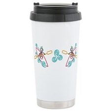 Cute Kayak Travel Mug