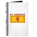 St. Andrews, Scotland Journal
