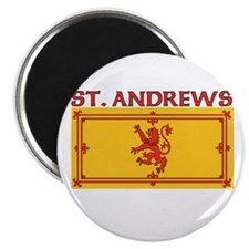 St. Andrews, Scotland Magnet