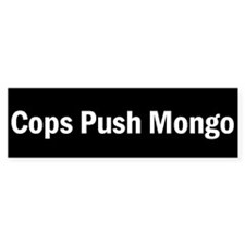 Unique Cops Bumper Sticker