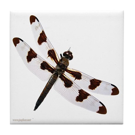 Dragonfly 2 Tile Coaster