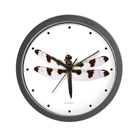 Dragonfly 2 Wall Clock