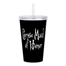 Corpse Maid of Honor Acrylic Double-wall Tumbler