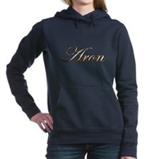 Gold Aron Women's Hooded Sweatshirt