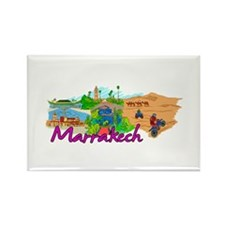 Marrakech - Morocco Magnets