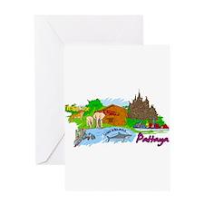 Pattaya - Thailand Greeting Cards