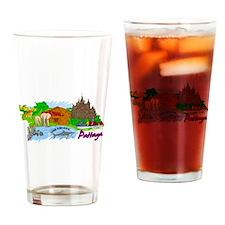 Pattaya - Thailand Drinking Glass