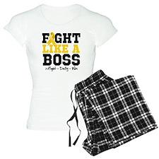 Childhood Cancer Fight Pajamas