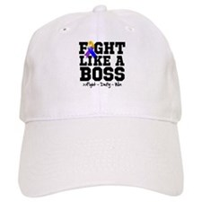 Bladder Cancer Fight Baseball Cap