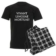 long live dead languages Pajamas