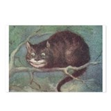 Cheshire Cat - Postcards (Package of 8)