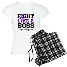 Cystic Fibrosis Fight Pajamas