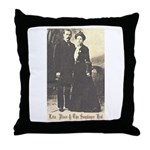 Etta and Sundance Throw Pillow