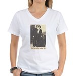 Etta and Sundance Women's V-Neck T-Shirt