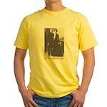 Etta and Sundance Yellow T-Shirt