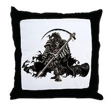 ff Throw Pillow