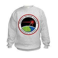 Missile Defense Agency Logo Sweatshirt