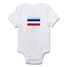 Novi Sad, Serbia & Montenegro Infant Bodysuit