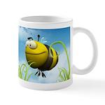 Cartoon Bee Coffee Mug