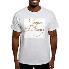 CARPE DIEM - Natural T-Shirt