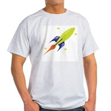 Funny Rocket T-Shirt