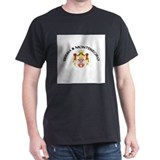Serbia & Montenegro Coat of A T-Shirt