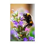 Humble Bumblebee Mini Poster Print