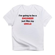 Engineer Like My Uncle Infant T-Shirt