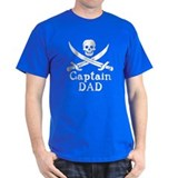 Captain Dad T-Shirt