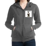 james gnome gname1.jpg Women's Zip Hoodie