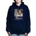 cleangirls.jpg Women's Hooded Sweatshirt