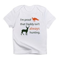 Cute Hunter Infant T-Shirt