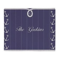 The Grekins Throw Blanket