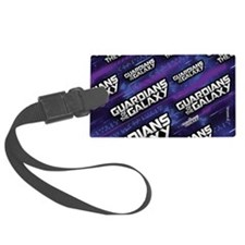 Guardians of the Galaxy Logo Luggage Tag