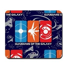 Guardians of the Galaxy Icons Mousepad