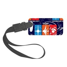 Guardians of the Galaxy Icons Luggage Tag