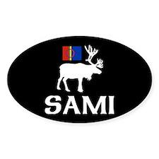 Sami, the People of Eight Seasons Decal
