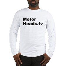 Motorheads.tv Long Sleeve T-Shirt