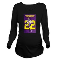 Justus Towery Long Sleeve Maternity T-Shirt