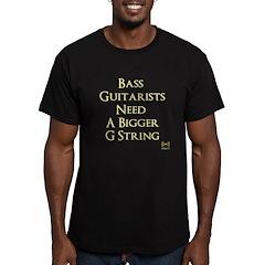 Bass Guitarists Need Bigger G Strings