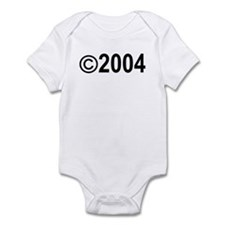Copyright 2004 Infant Bodysuit