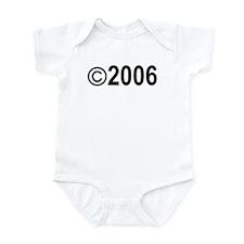Copyright 2006 Infant Bodysuit