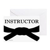 Instructor Greeting Cards (Pk of 10)