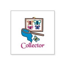 Collector Sticker